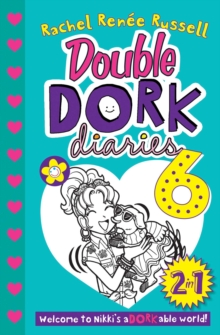 Double Dork Diaries #6 : Frenemies Forever and Crush Catastrophe, Paperback / softback Book