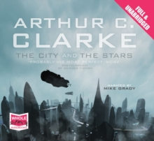 The City and the Stars, CD-Audio Book