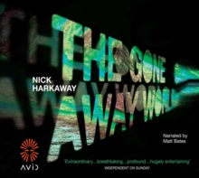 The Gone-Away World, CD-Audio Book