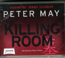 The Killing Room, CD-Audio Book