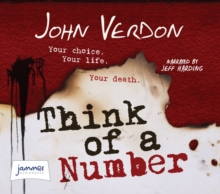 Think of a Number, CD-Audio Book