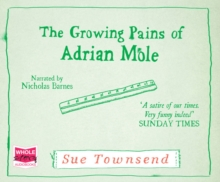 The Growing Pains of Adrian Mole, CD-Audio Book