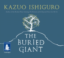 The Buried Giant, CD-Audio Book