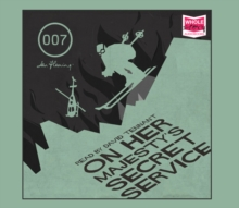 On Her Majesty's Secret Service, CD-Audio Book