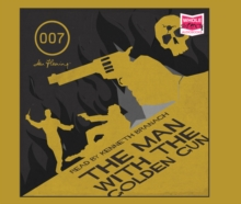 The Man with the Golden Gun, CD-Audio Book