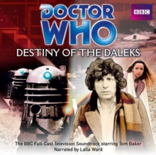 Doctor Who: Destiny Of The Daleks, CD-Audio Book