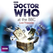 Doctor Who At The BBC: Lost Treasures, CD-Audio Book