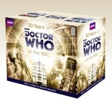 Fifty Years of Doctor Who at the BBC (Box Set), CD-Audio Book