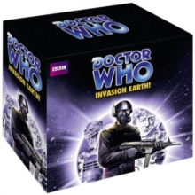 Doctor Who: Invasion Earth! (Classic Novels Box Set), CD-Audio Book