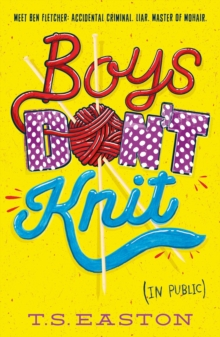 Boys Don't Knit, Paperback / softback Book