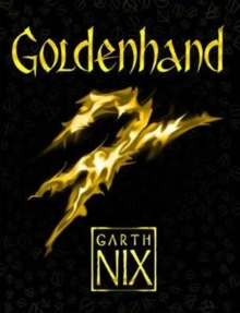 Goldenhand : The latest thrilling adventure in the internationally bestselling fantasy series, Hardback Book