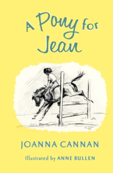 A Pony for Jean, Hardback Book