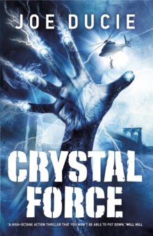 Crystal Force, Paperback Book