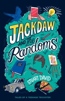 Jackdaw and the Randoms, Paperback Book