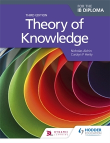 Theory of Knowledge Third Edition, Paperback Book