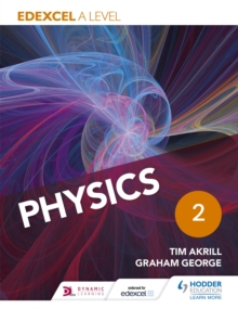 Edexcel A Level Physics Student : Book 2, Paperback Book