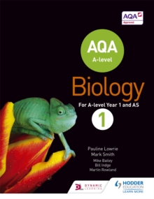 AQA A Level Biology Student Book 1, Paperback / softback Book