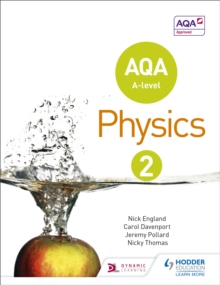 AQA A Level Physics Student Book 2, Paperback Book