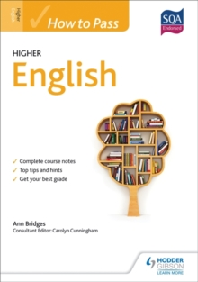 How to Pass Higher English for CFE, Paperback Book