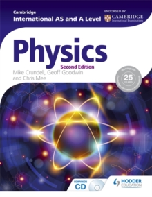 Cambridge International AS and A Level Physics 2nd ed, Paperback / softback Book