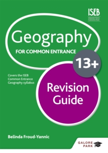 Geography for Common Entrance 13+ Revision Guide, Paperback / softback Book