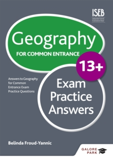 Geography for Common Entrance 13+ Exam Practice Answers, Paperback / softback Book