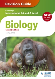 Cambridge International AS/A Level Biology Revision Guide 2nd edition, EPUB eBook