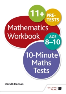 10-Minute Maths Tests Workbook Age 8-10, Paperback / softback Book
