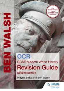 OCR GCSE Modern World History Revision Guide, Paperback Book