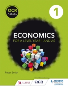 OCR A Level Economics Book 1, Paperback / softback Book