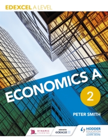 Edexcel A level Economics A Book 2, Paperback Book