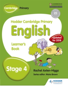 Hodder Cambridge Primary English: Learner's Book Stage 4, Paperback / softback Book
