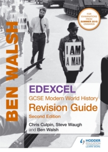 Edexcel GCSE Modern World History Revision Guide 2nd edition, Paperback Book