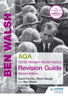 AQA GCSE Modern World History Revision Guide 2nd Edition, Paperback Book