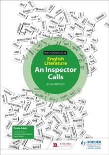WJEC Eduqas GCSE English Literature Set Text Teacher Pack: An Inspector Calls, Paperback / softback Book
