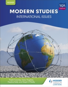 Higher Modern Studies for CFE : International Issues, Paperback Book