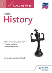 How to Pass Higher History, Paperback Book