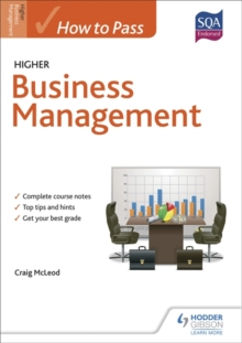 How to Pass Higher Business Management, Paperback Book