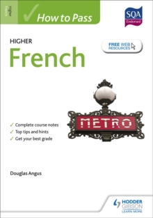 How to Pass Higher French for CFE, Paperback Book