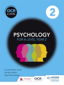 OCR Psychology for A Level Book 2, Paperback Book