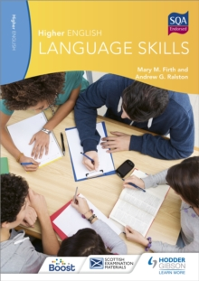 Higher English Language Skills for CfE, Paperback / softback Book