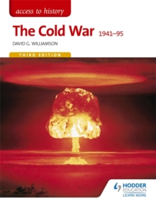 Access to History: The Cold War 1941-95 Third Edition, Paperback / softback Book