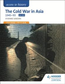 Access to History: The Cold War in Asia 1945-93 for OCR Second Edition, Paperback Book