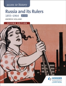 Access to History: Russia and its Rulers 1855-1964 for OCR Second Edition, Paperback Book
