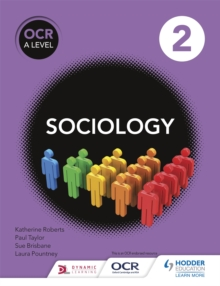 OCR Sociology for A Level : Book 2, Paperback Book