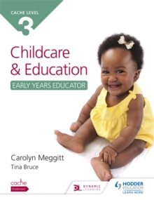 Cache Level 3 Child Care and Education (Early Years Educator), Paperback Book