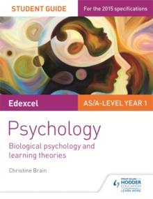 Edexcel Psychology Student Guide 2: Biological psychology and learning theories, Paperback Book