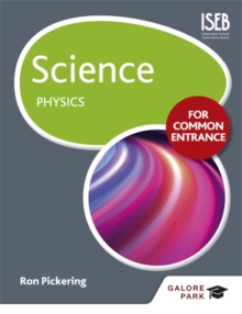 Science for Common Entrance: Physics, Paperback Book
