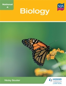 National 4 Biology, Paperback Book