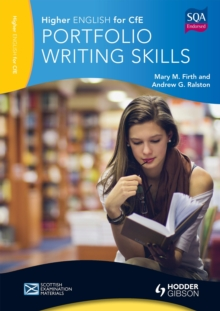 Higher English for CfE: Portfolio Writing Skills, EPUB eBook
